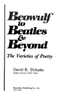Beowulf to Beatles   Beyond