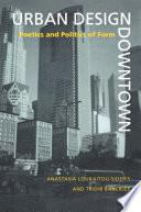 Urban Design Downtown Book PDF