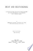Heat and Heat-engines