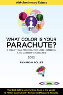 What Color Is Your Parachute  2012
