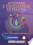 illustration du livre Atteindre l'excellence en trading