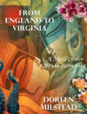 download ebook from england to virginia: a mail order bride romance pdf epub