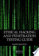 Ethical Hacking And Penetration Testing Guide : guide supplies a complete introduction...