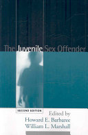 Book The Juvenile Sex Offender