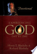 Experiencing God Day-By-Day By Henry Blackaby
