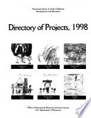 Directory of Projects  1998