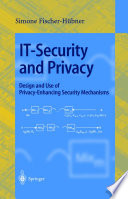 IT Security and Privacy