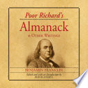Poor Richard s Almanack and Other Writings