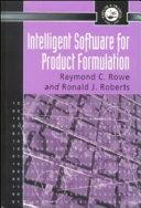Intelligent Software for Product Formulation