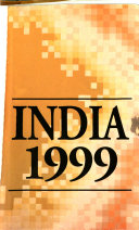 India, a Reference Annual