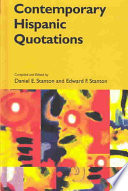 Contemporary Hispanic Quotations As Writers Artists Educators And Soldiers