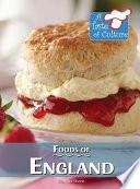 Foods Of England