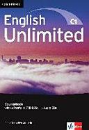English Unlimited C1   Advanced   Coursebook with E Portfolio DVD ROM   3 Audio CDs