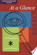 At a Glance  Essays