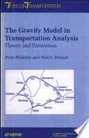 The Gravity Model in Transportation Analysis