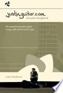 Justinguitar com Acoustic Songbook