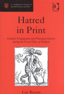 Hatred in Print
