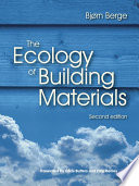 Best The Ecology of Building Materials