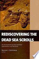 Rediscovering the Dead Sea Scrolls