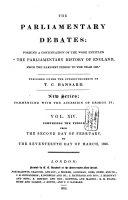download ebook the parliamentary debates pdf epub