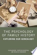 The Psychology of Family History Book PDF