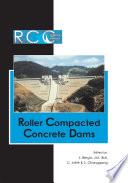 Rcc Dams Roller Compacted Concrete Dams