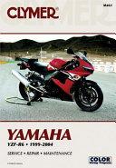 Yamaha Yzf R6 1994 2004