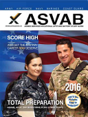 ASVAB Armed Services Vocational Aptitude Battery Study Guide 2016