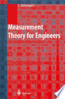 Measurement Theory for Engineers