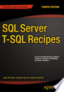 SQL Server T-SQL Recipes