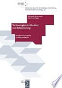 Technologien im Kontext von Behinderung