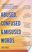 Abused  Confused  and Misused Words
