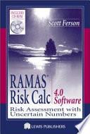 RAMAS Risk Calc 4 0 Software