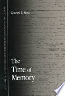 The Time of Memory Book PDF