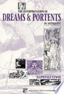 The Interpretation Of Dreams Portents In Antiquity
