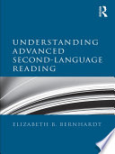 Understanding Advanced Second Language Reading