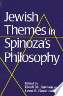 Jewish Themes in Spinoza s Philosophy