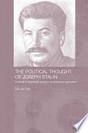 The Political Thought of Joseph Stalin