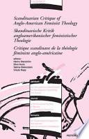 Critique Scandinave de la Théologie Féministe Anglo-américaine