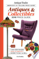 Antique Trader Antiques   Collectibles Price Guide 2018