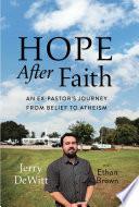 Hope after Faith