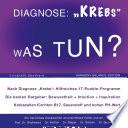 Diagnose  Krebs  Was tun