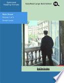 Main Street  Volume 1 of 2   EasyRead Large Bold Edition  Book PDF
