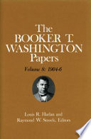 The Booker T  Washington Papers