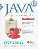 Java 1 2 By Example