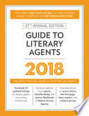 Guide To Literary Agents 2018 book