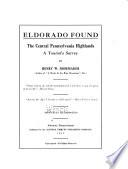 Eldorado Found  the Central Pennsylvania Highlands