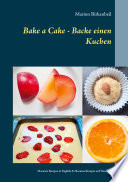 Bake A Cake Backe Einen Kuchen