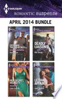 Harlequin Romantic Suspense April 2014 Bundle