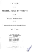 House documents Book PDF